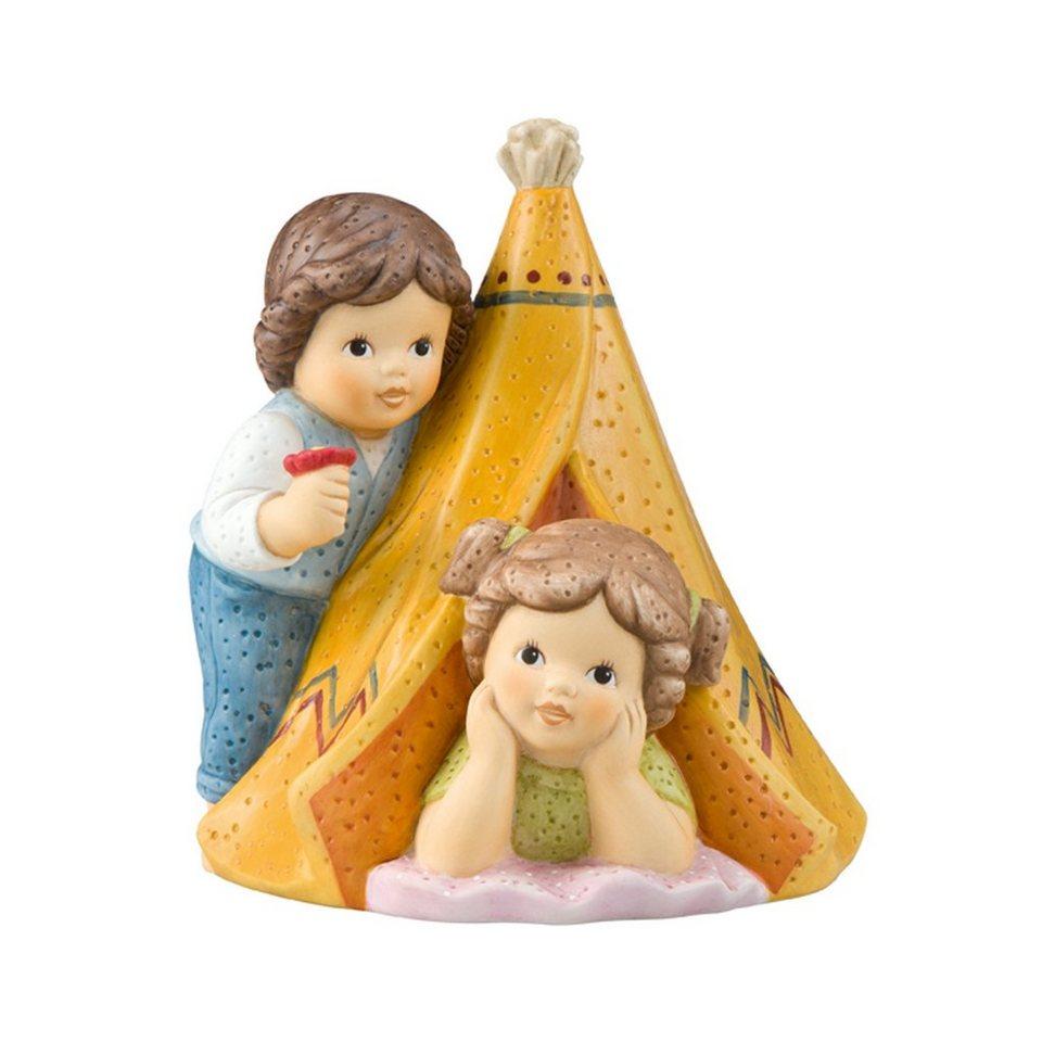 Goebel Wir haben ein gemütliches Zelt »Nina & Marco« in Bunt