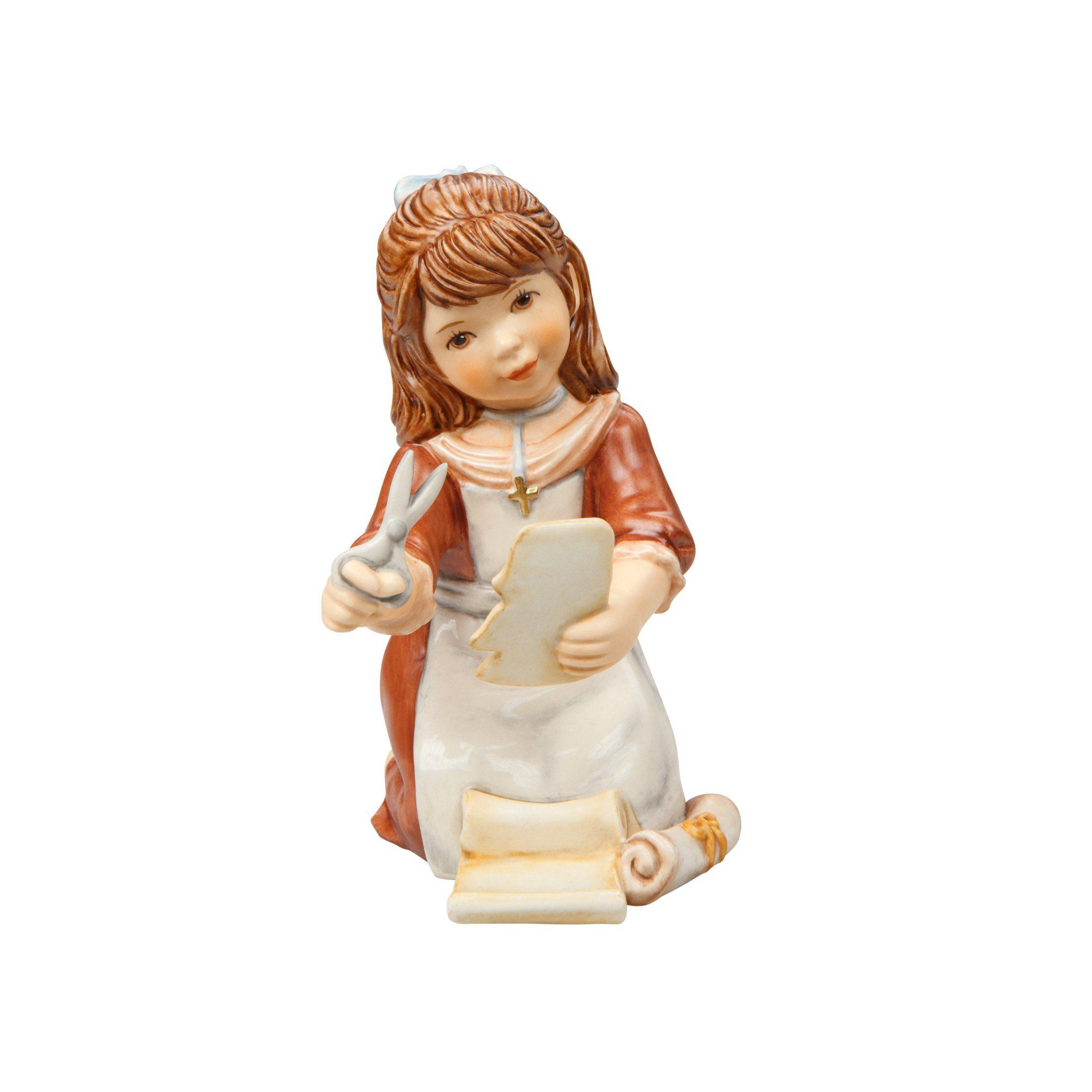 Goebel Johanna beim Basteln »Weihnachten«