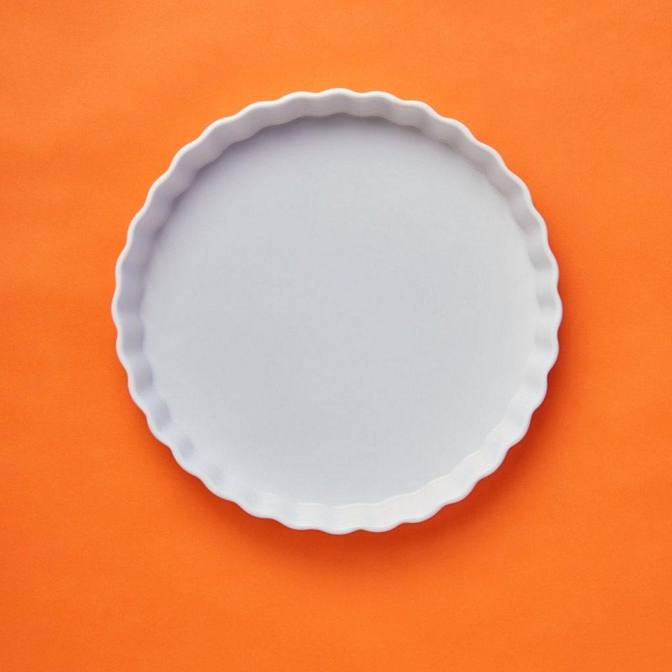 BUTLERS PURO »Auflaufform« in Weiß
