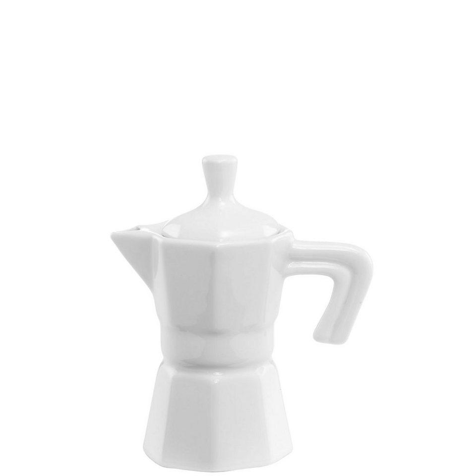 BUTLERS MILK SHOT »Milchkännchen Espresso shot« in weiss