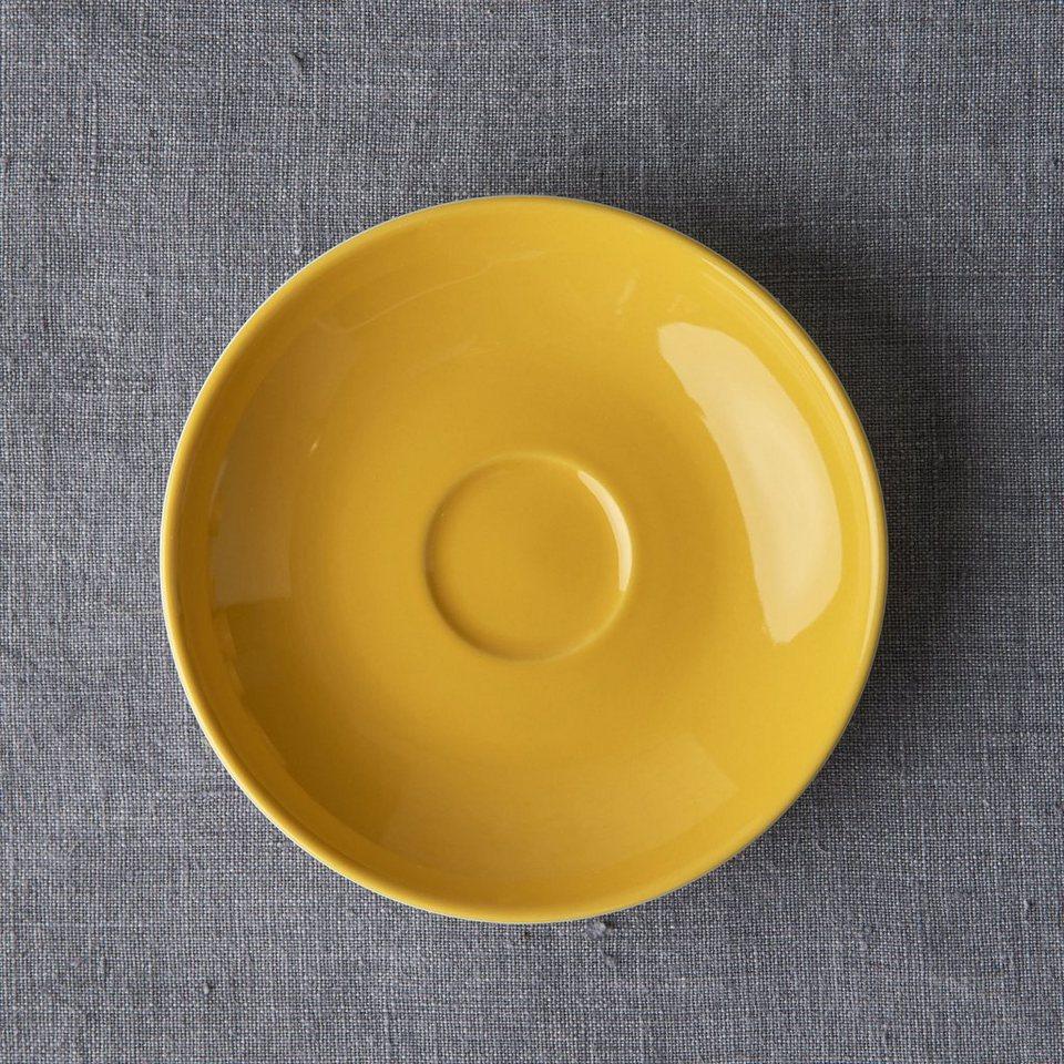 BUTLERS MIX IT! »Espressountertasse« in gelb