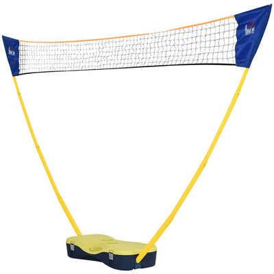 HOMCOM Badmintonnetz »Badmintonnetz mit 4 Schlägern«