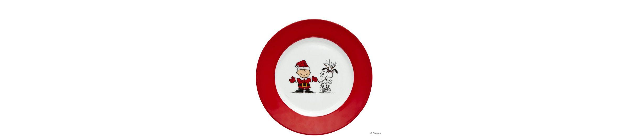 BUTLERS PEANUTS »Snoopy & Charlie Brown Teller«