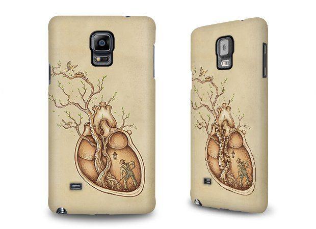 caseable Hülle / Case / Cover für das Samsung Galaxy Note 4 mit Designer