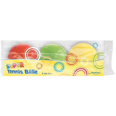 JOHN Spielball »Softbälle 3-er Set«