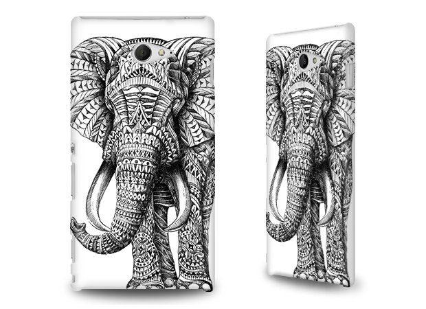 caseable Hülle / Case / Cover für das Sony Xperia M2 mit Designer Motiv