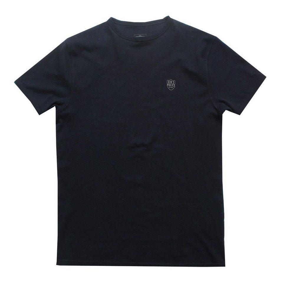 883 Police T-Shirt »CREW BASIC« in NAVY