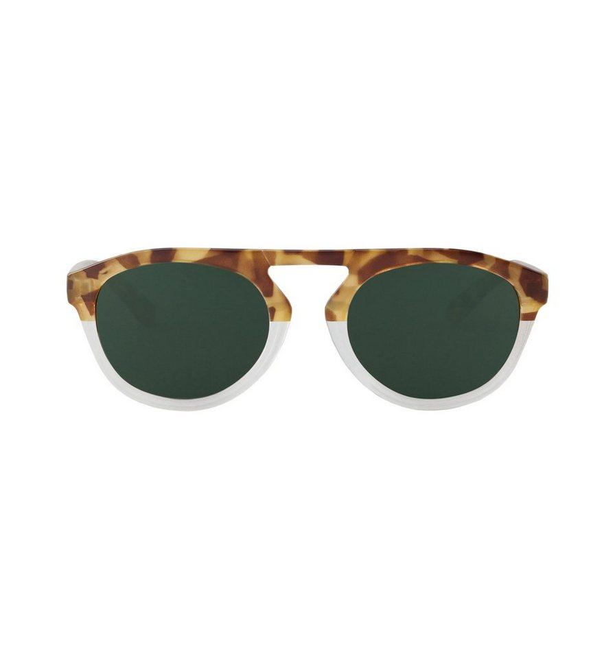 Mr. Boho Sonnenbrille »HC Tortoise / durchsichtige Wynwood mit klassische« in HC TORTOISE/TRANSP.