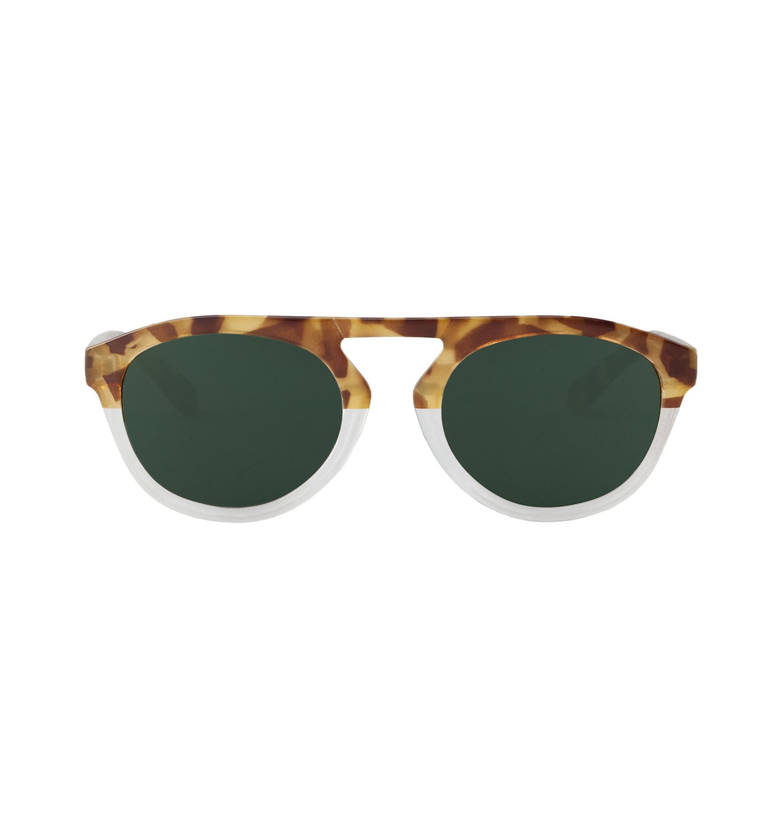 Mr. Boho Sonnenbrille »HC Tortoise / durchsichtige Wynwood mit klassische«