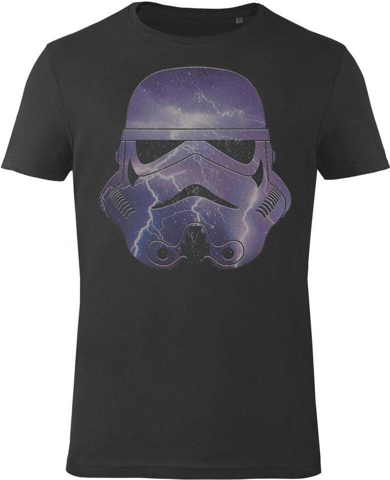 Gozoo T-Shirt »Star Wars - Imperial Stormtrooper - Thunder« in Black
