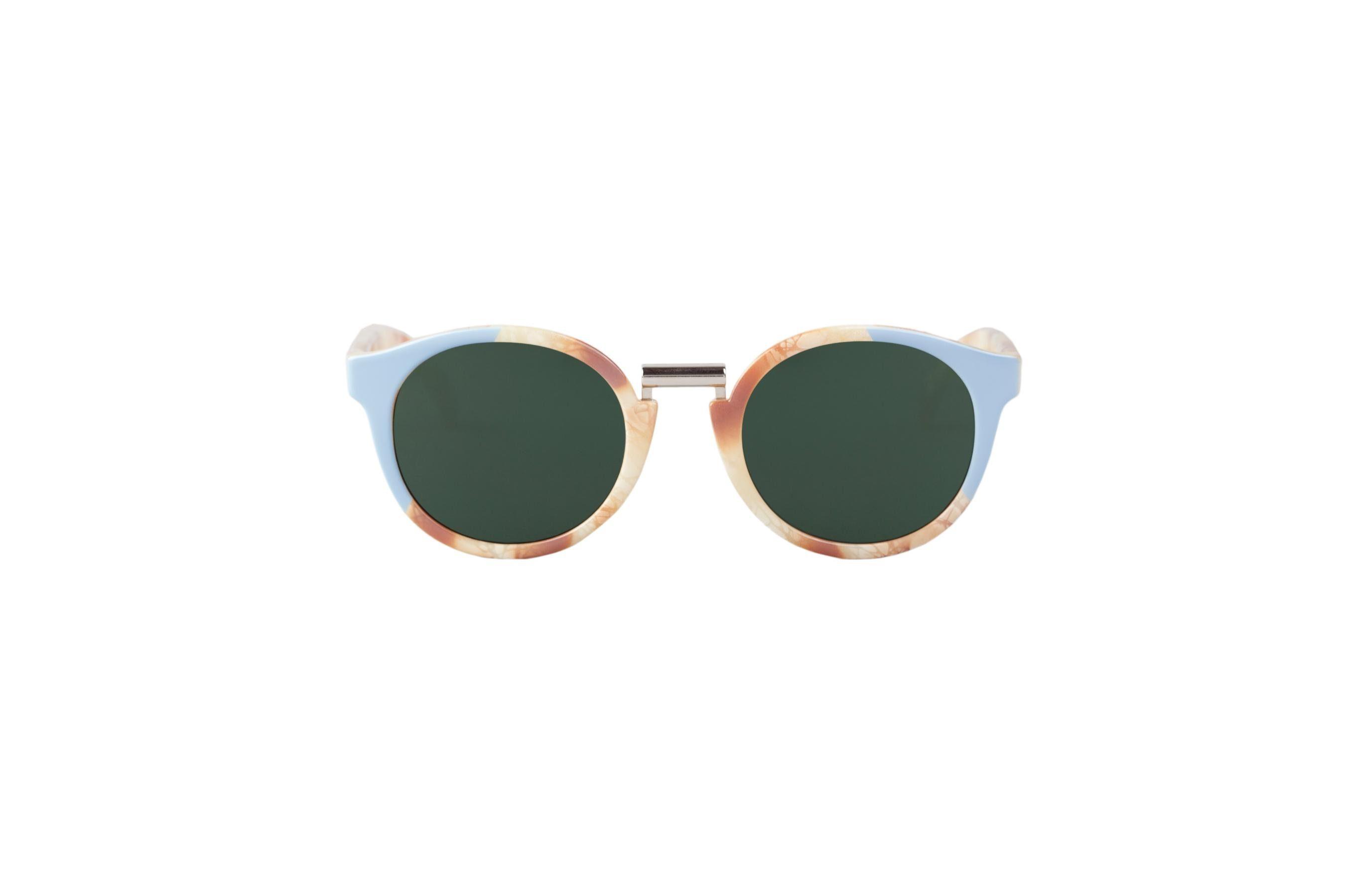 Mr. Boho Sonnenbrille »HC Tortoise / transparent Fitzroy mit klassischen «
