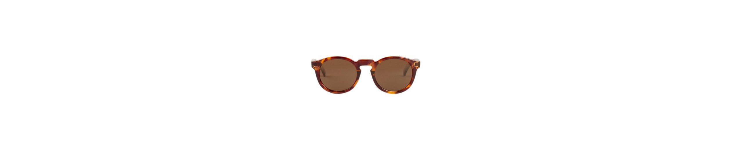 Mr. Boho Sonnenbrille »Vintage Tortoise Jordaan mit klassischen Gläsern«