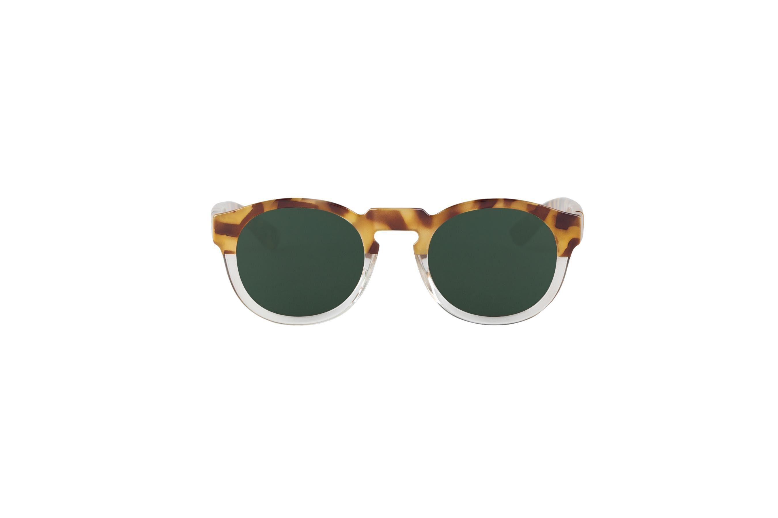 Mr. Boho Sonnenbrille »HC Tortoise / transparent Noord mit klassischen Gl«