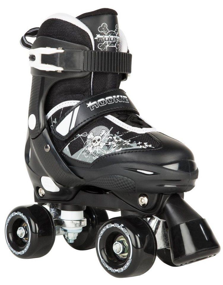 Rookie Rollschuhe »Rookie Pulse Rollerskate Jr.« in Black/White