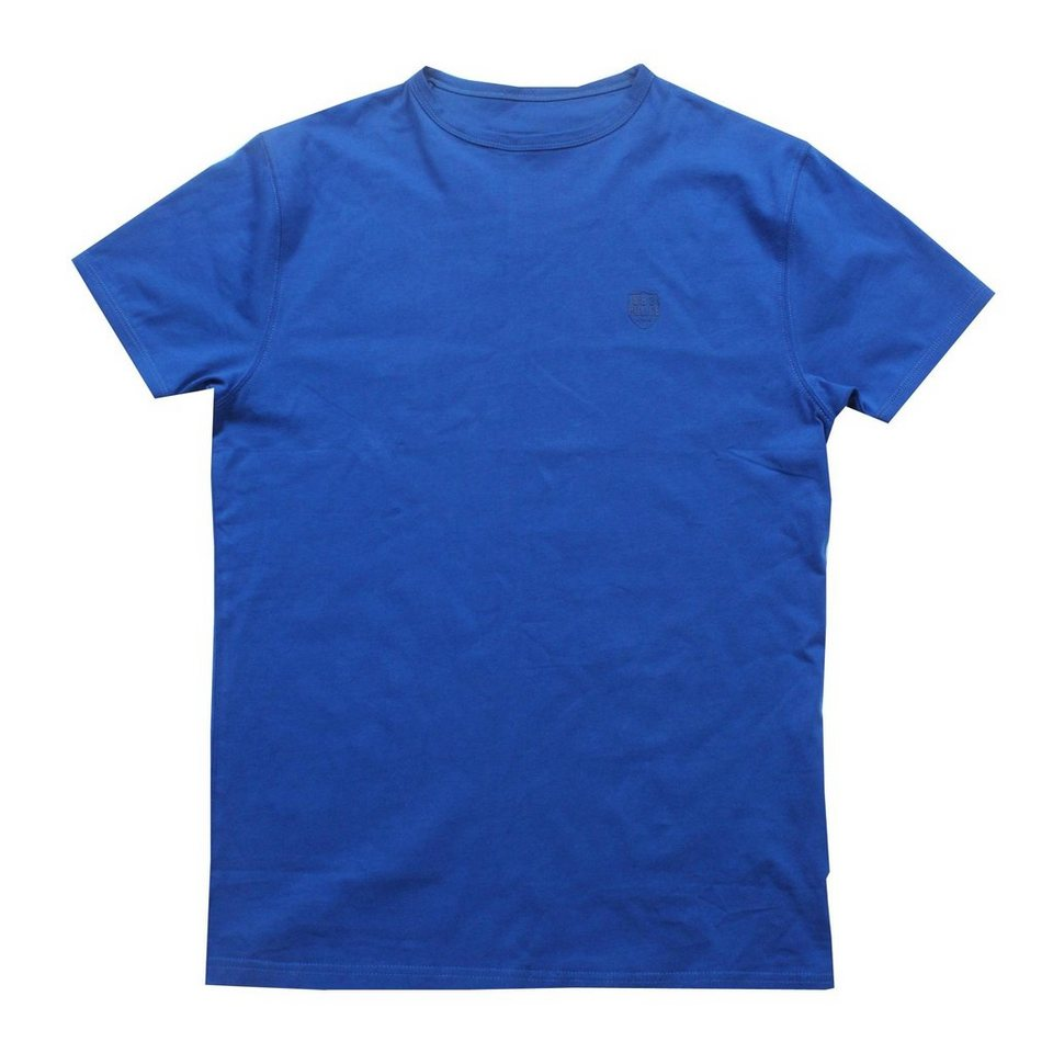883 Police T-Shirt »CREW BASIC« in BLUE