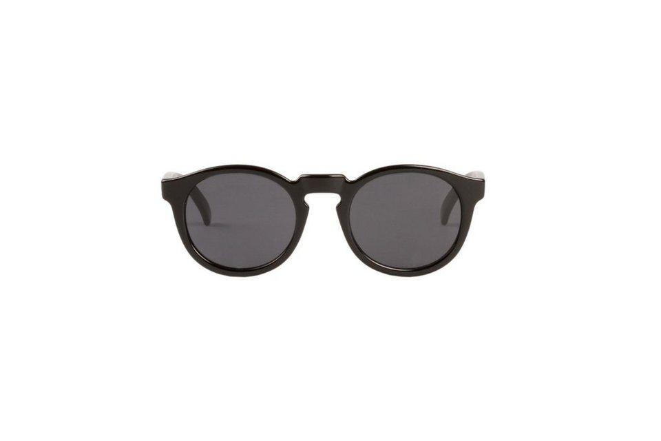 Mr. Boho Sonnenbrille »Schwarze Jordaan mit klassischen Gläsern« in BLACK