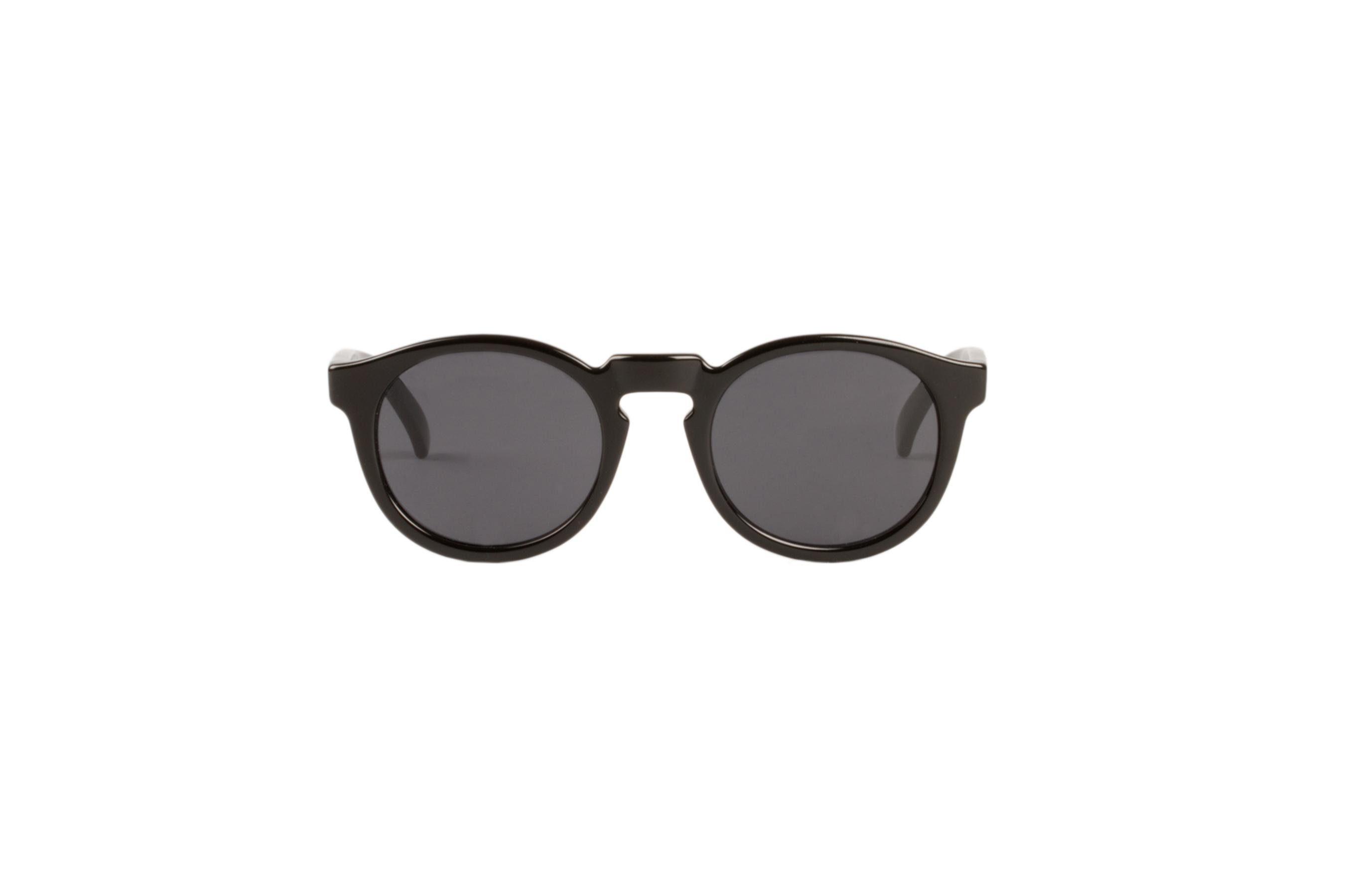 Mr. Boho Sonnenbrille »Schwarze Jordaan mit klassischen Gläsern«
