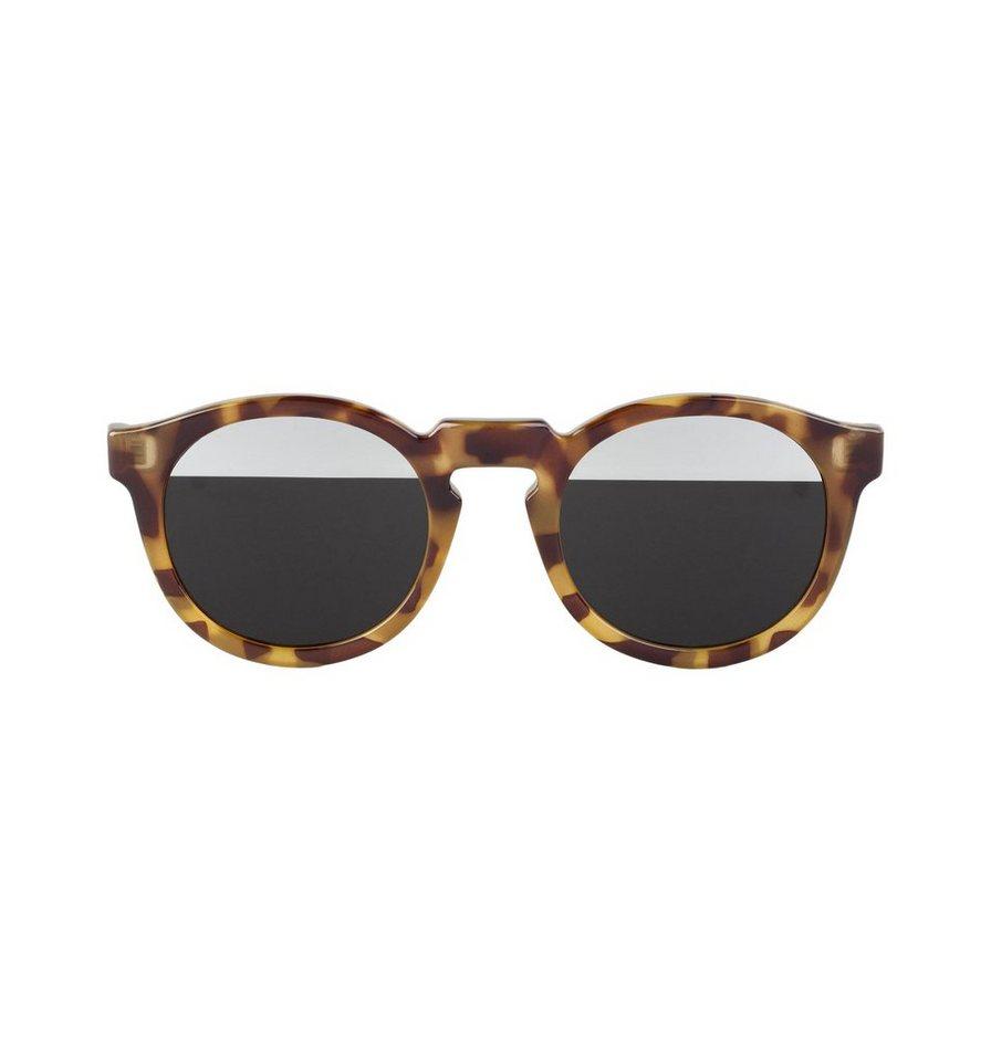 Mr. Boho Sonnenbrille »HC Tortoise Jordaan mit zweifarbigen / silbernen G« in TORTOISE
