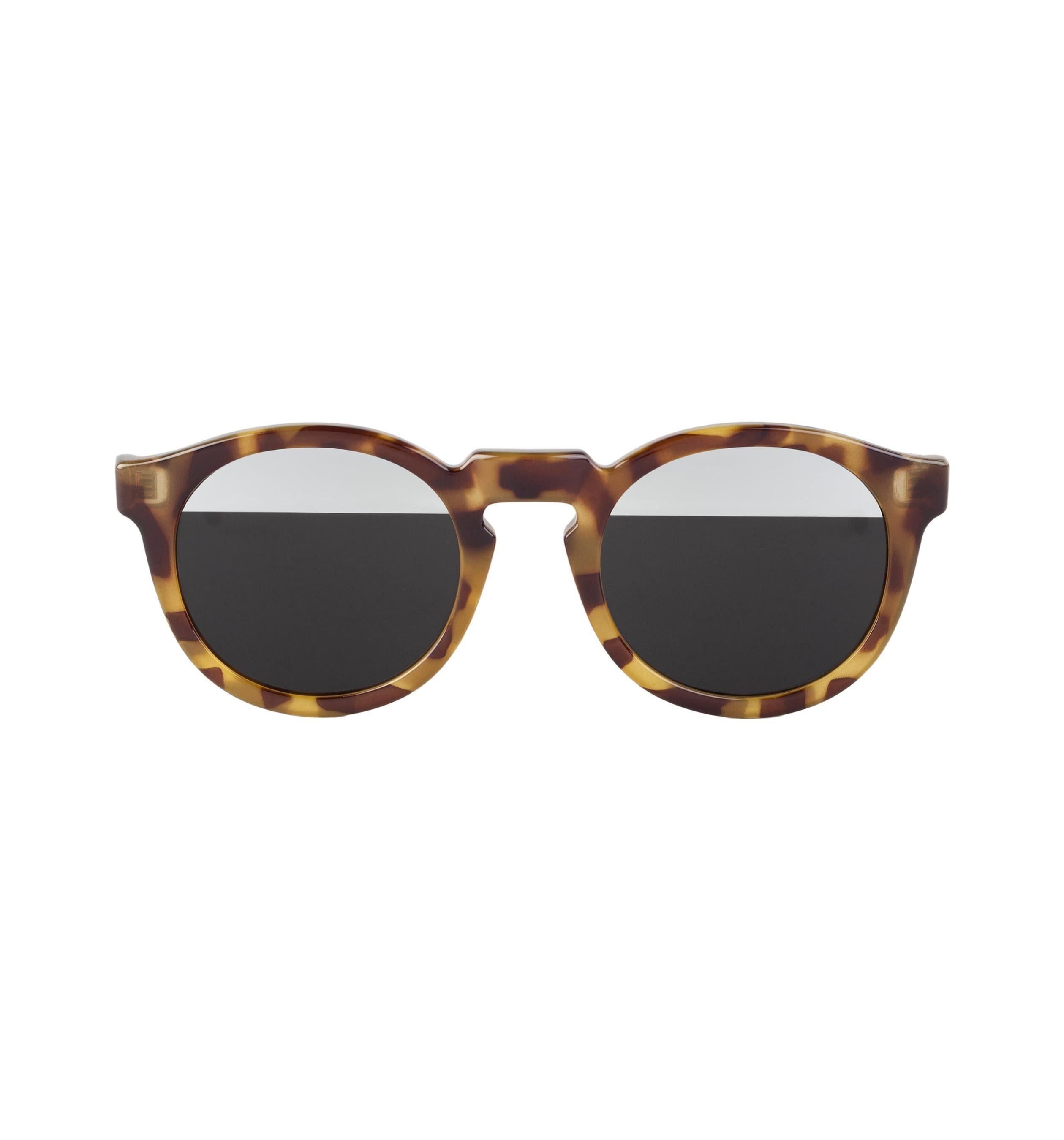 Mr. Boho Sonnenbrille »HC Tortoise Jordaan mit zweifarbigen / silbernen G«