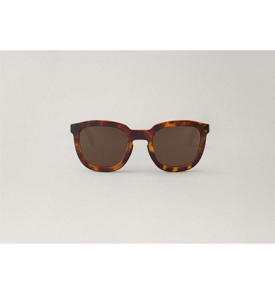 Mr. Boho Sonnenbrille »Vintage Tortoise Lemarais mit klassischen Gläsern« in VINTAGE TORTOISE