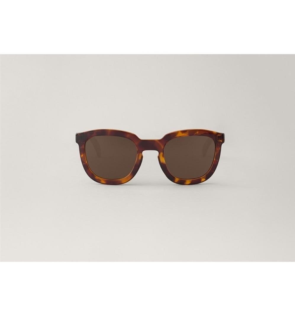 Mr. Boho Sonnenbrille »Vintage Tortoise Lemarais mit klassischen Gläsern«