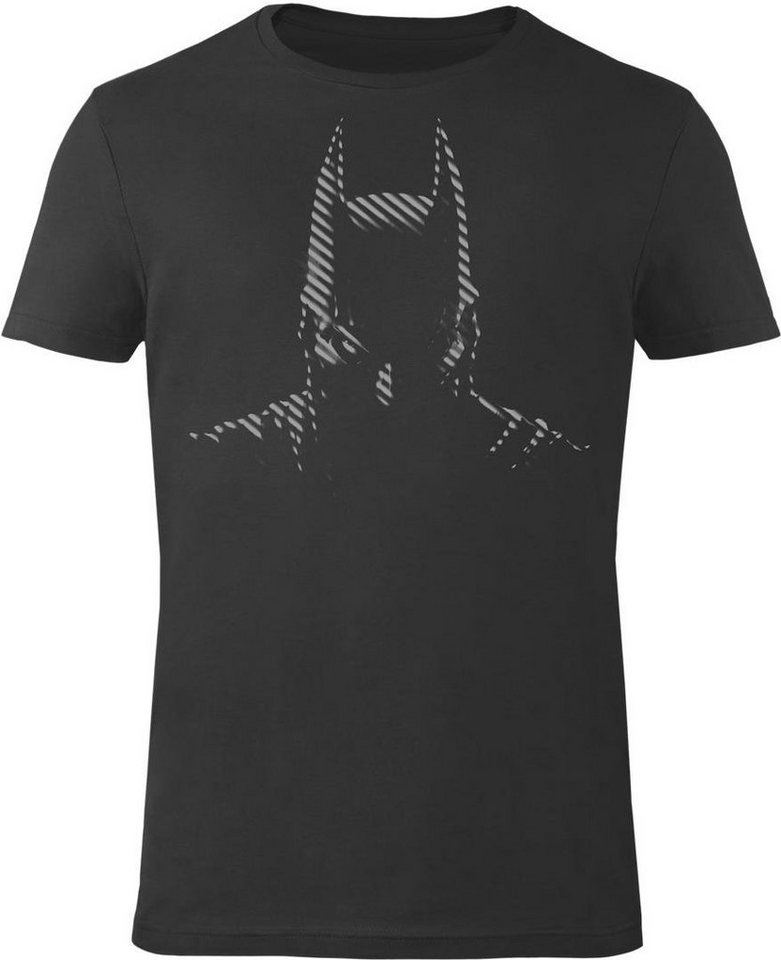 Gozoo T-Shirt »Batman - Metallic Dark Knight« in Black