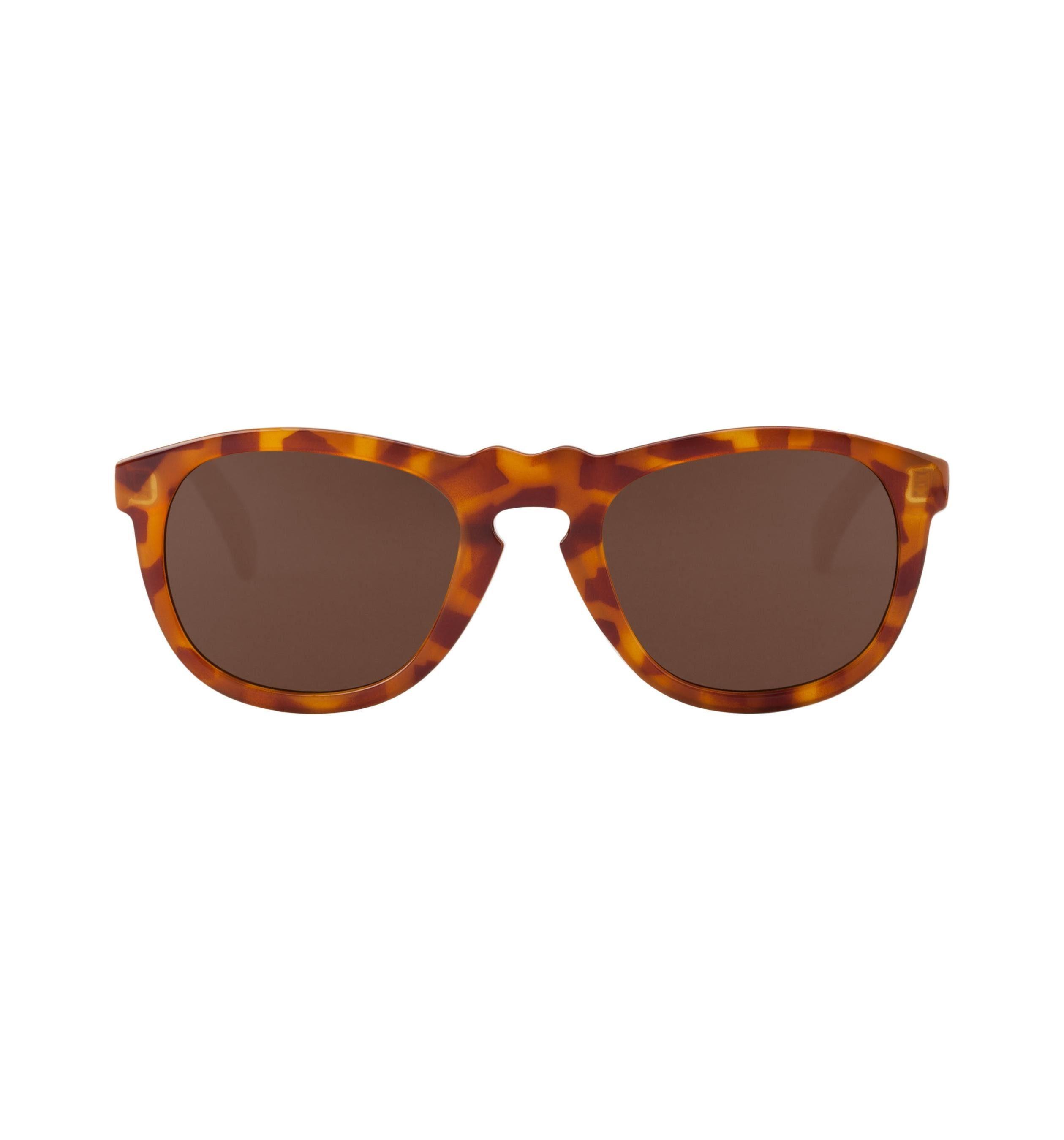 Mr. Boho Sonnenbrille »Leo Tortoise Williamsburg mit klassischen Gläsern«