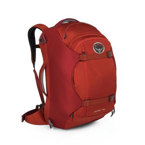 Osprey Rucksäcke / Taschen »Porter 46« in Hoodoo Red