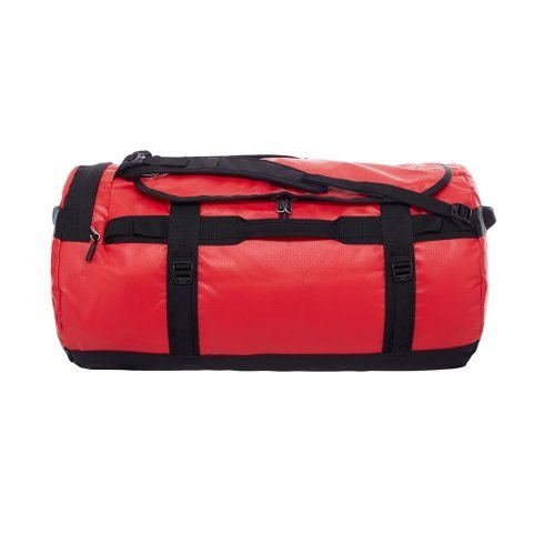 The North Face Rucksäcke / Taschen »Base Camp Duffel L« in TNF red/black