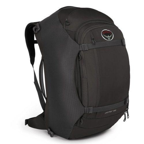 Osprey Rucksäcke / Taschen »Porter 65« in Schwarz
