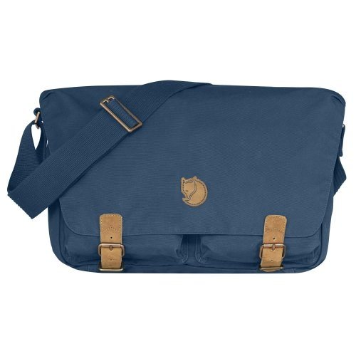 Fjällräven Rucksäcke / Taschen »Övik Shoulder Bag« in uncle blue