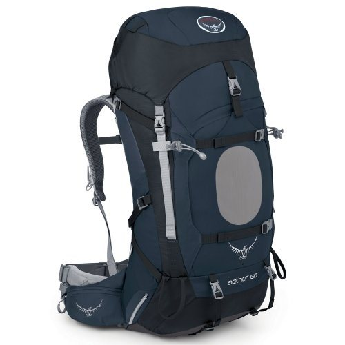 Osprey Rucksäcke »Aether 60 MD« in arroyo red