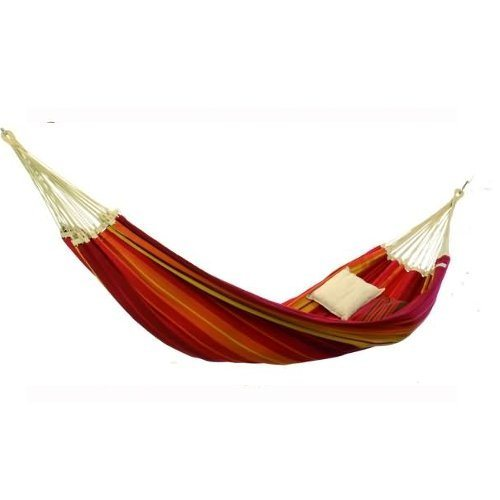 Amazonas Hängematten »Gigante« in Rot