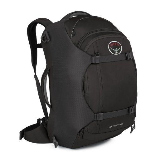 Osprey Rucksäcke / Taschen »Porter 46« in Schwarz