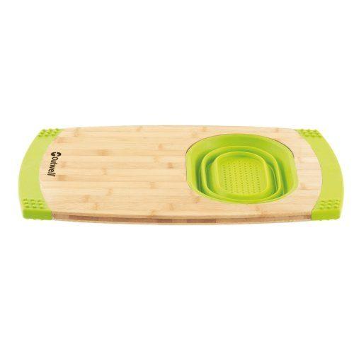 Outwell Geschirr »Collaps Bamboo Board«