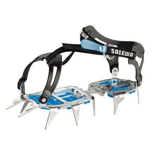 Salewa Steigeisen »Alpinist Alu Walk« in steel/blue