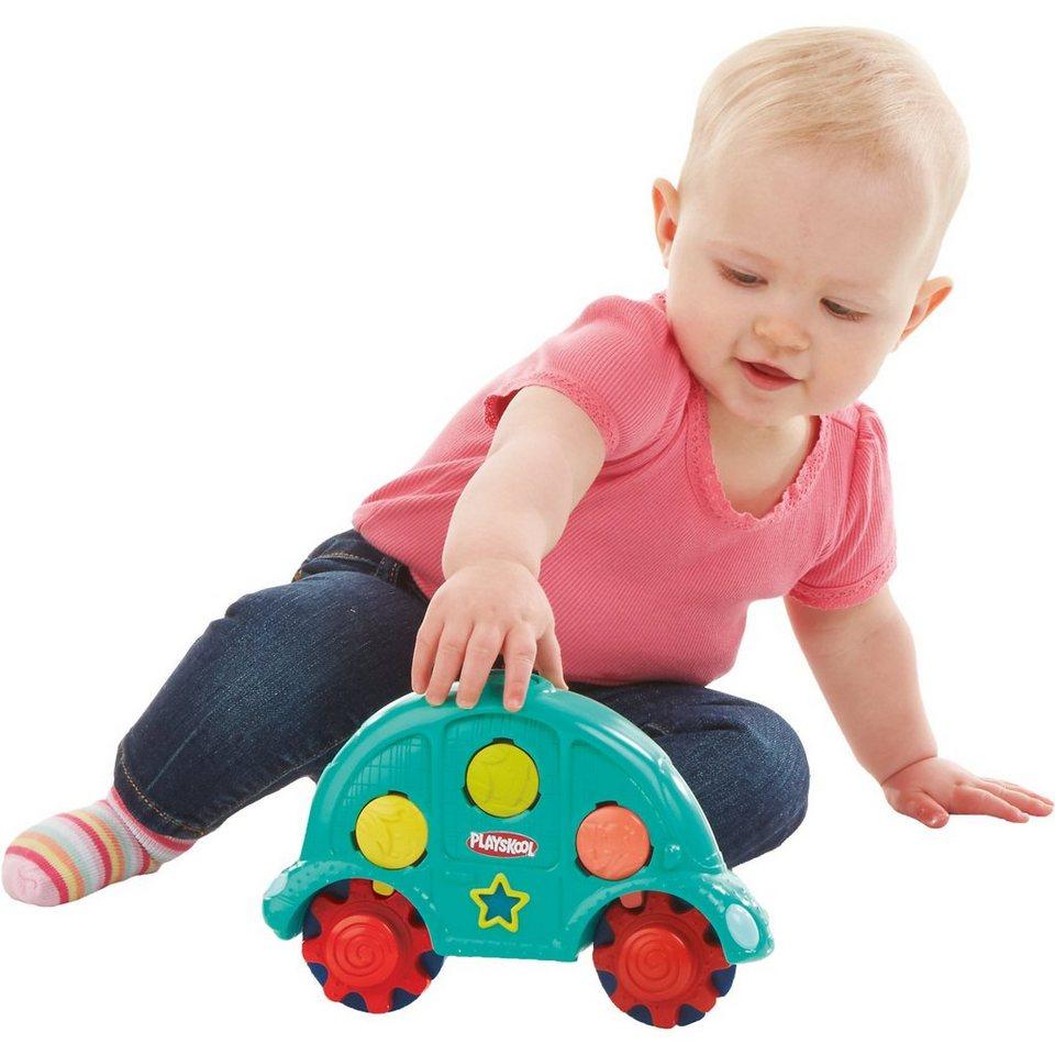 Hasbro Playskool - Ritzel-Auto