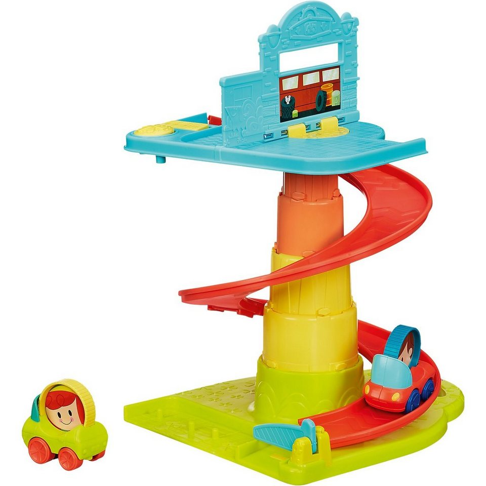 Hasbro Playskool - Auto Rollbahn, faltbar