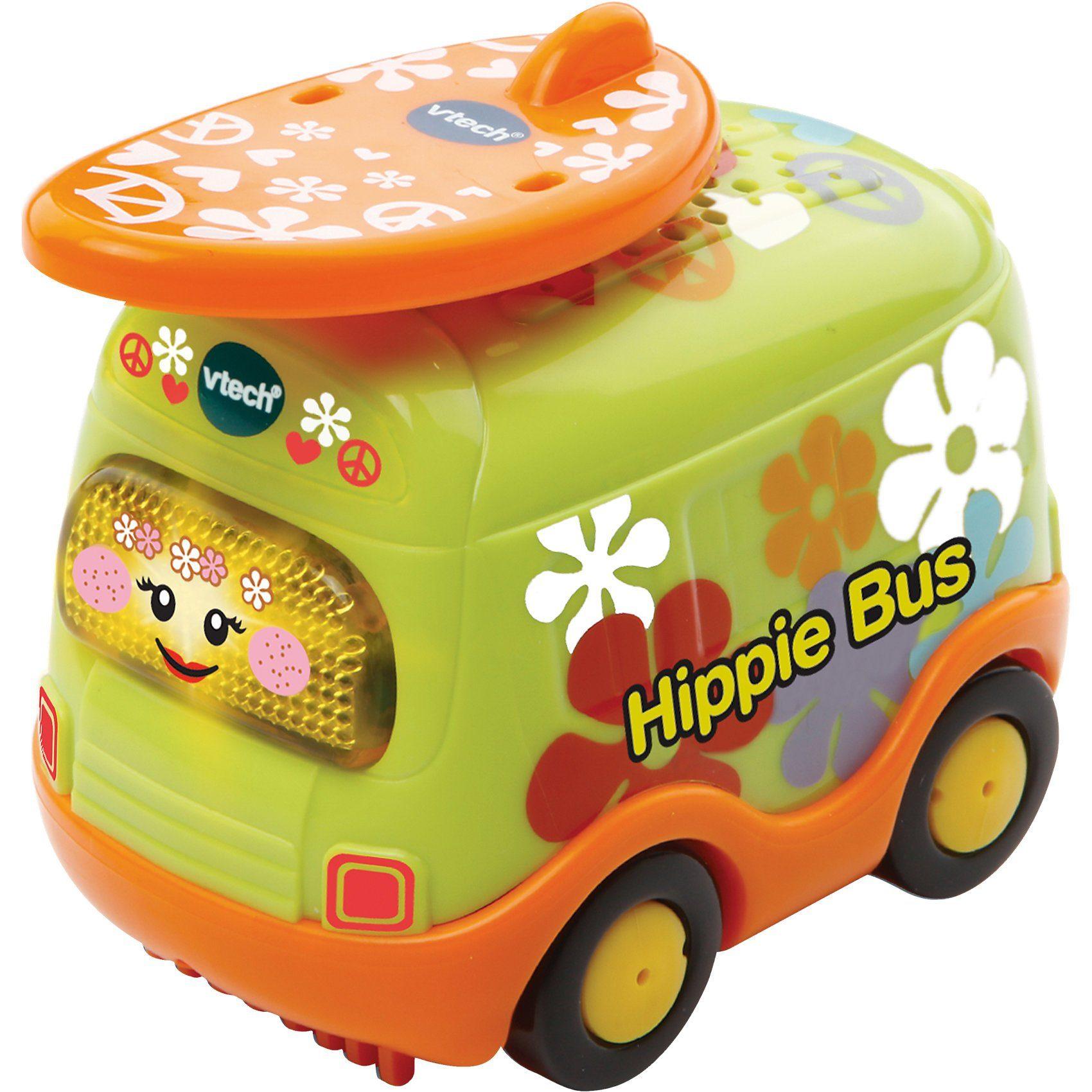 Vtech® Tut Tut Baby Flitzer - Special Edition Hippie Bus