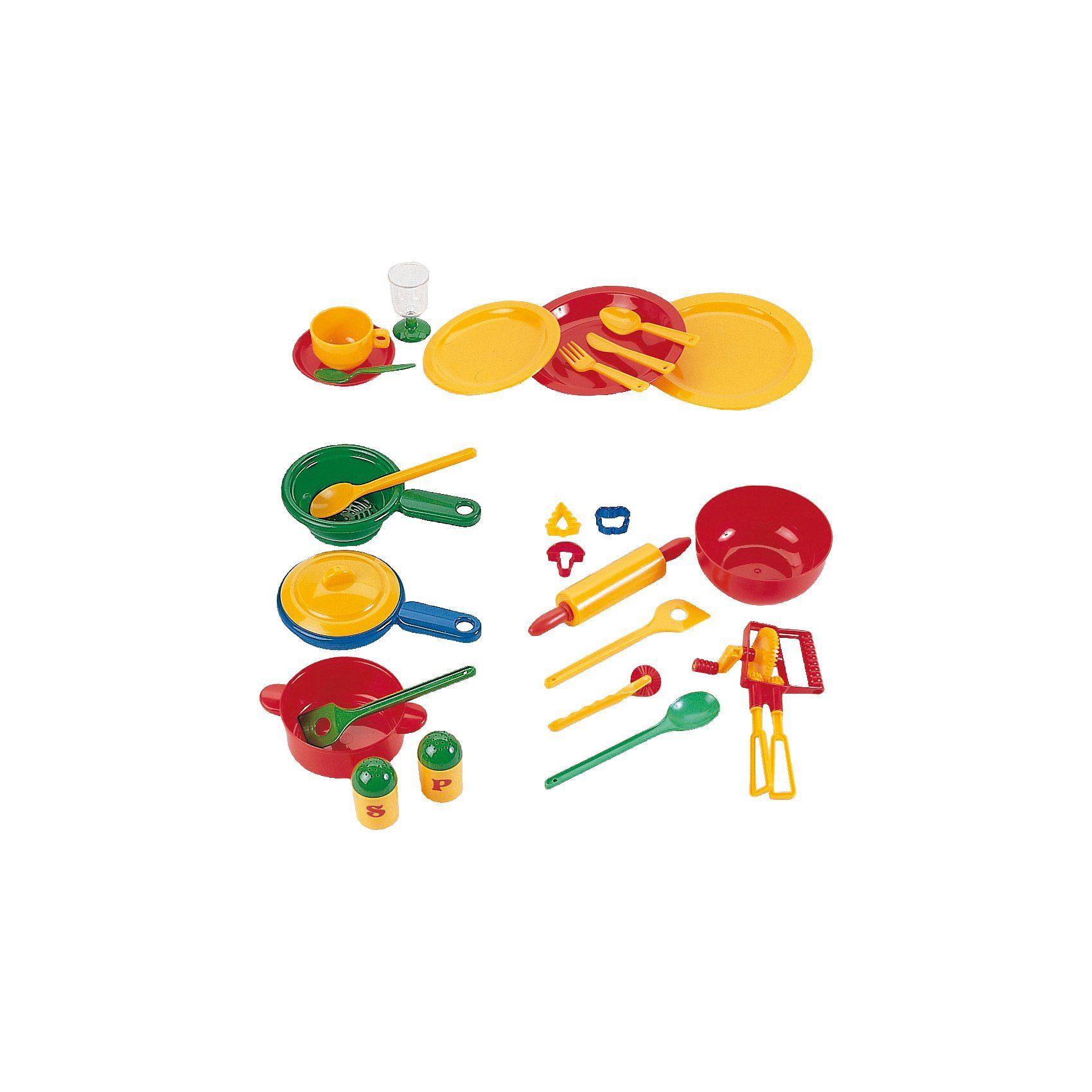 Klein Küchensets, 3fach sortiert