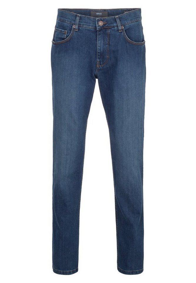 BRAX Herrenjeans Five-Pocket »COOPER DENIM« in REGULAR BLUE