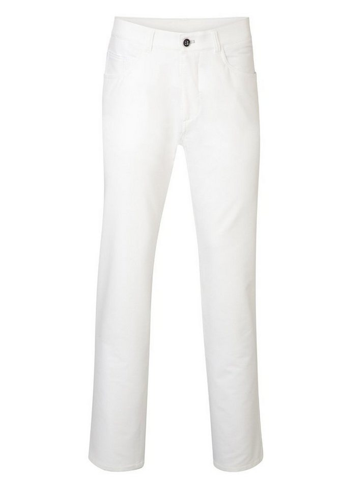 BRAX GOLF Herrengolfhose Chino »CRAVE« in WHISPER WHITE