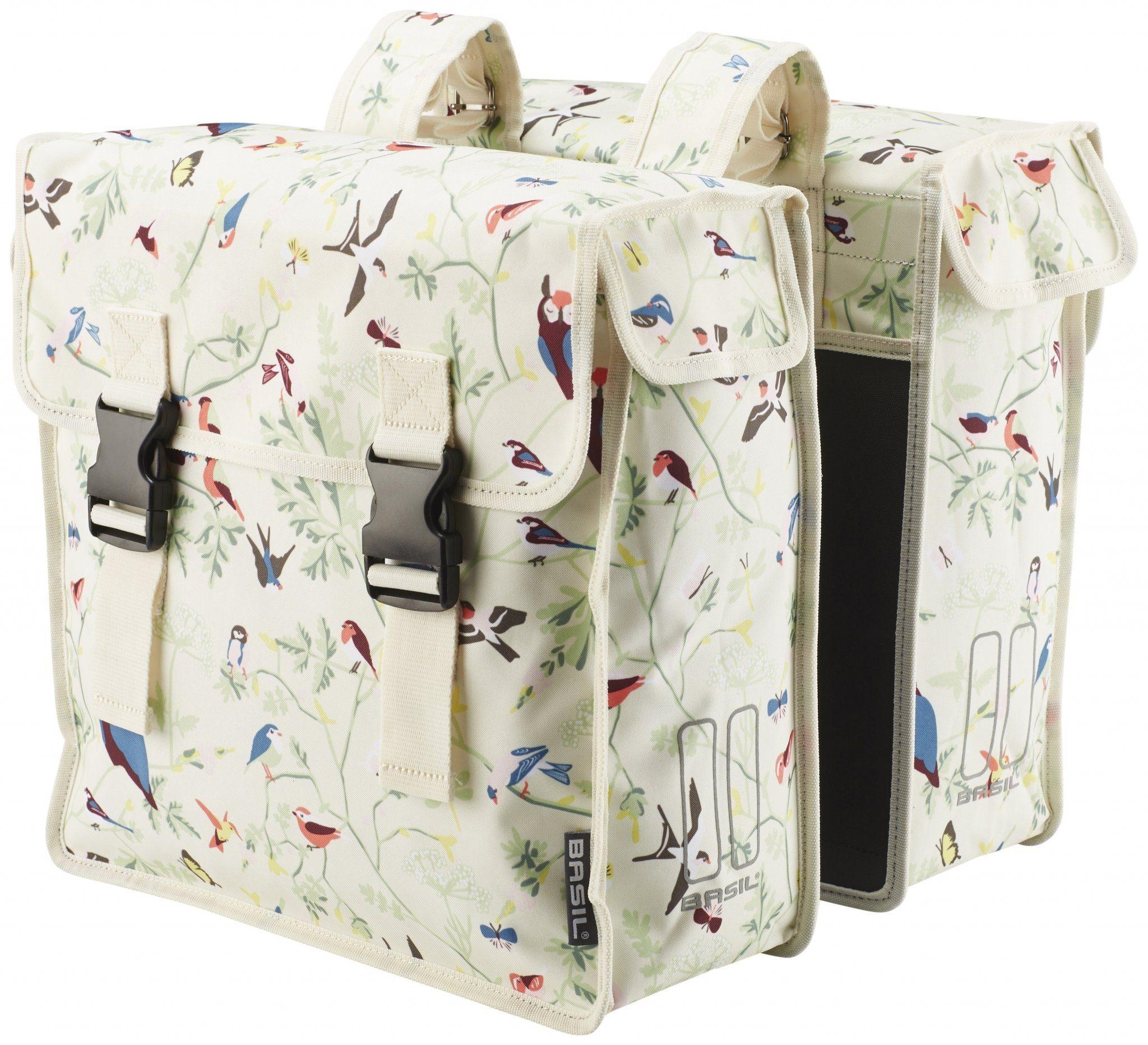 Basil Gepäckträgertasche »Wanderlust Doppeltasche«