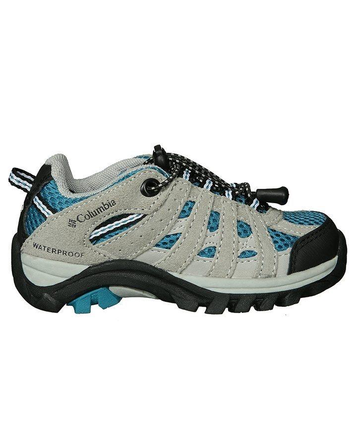 Columbia Kletterschuh »Redmond Explore Shoes Children WP« in grau