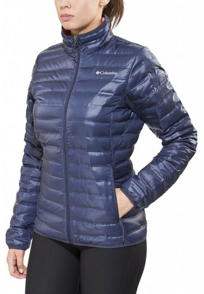 Columbia Outdoorjacke »Flash Forward Down Jacket Women« in blau