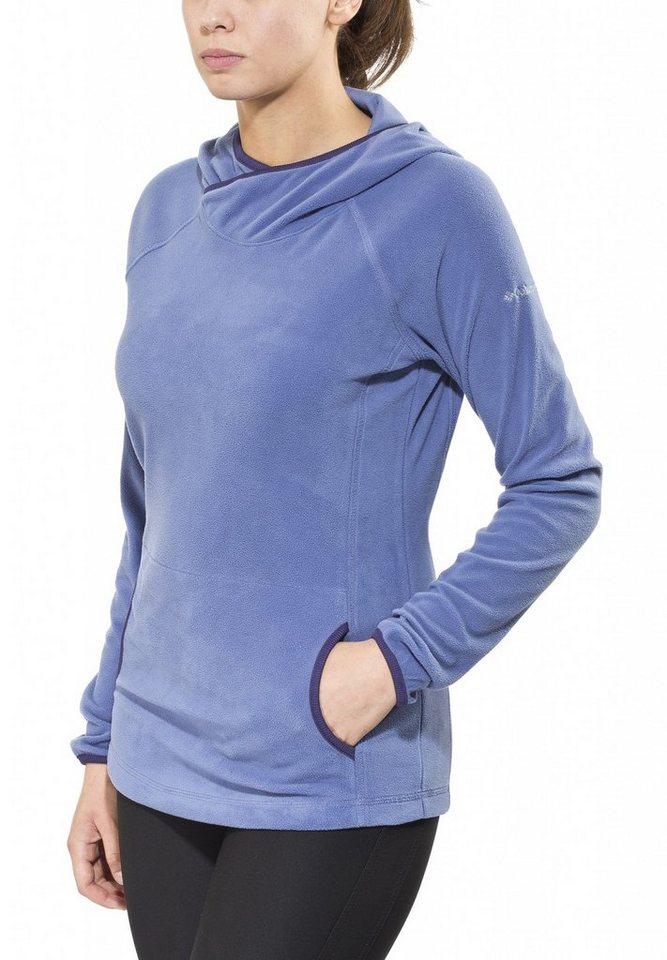 Columbia Pullover »Glacial Fleece IV Hoodie Women« in blau