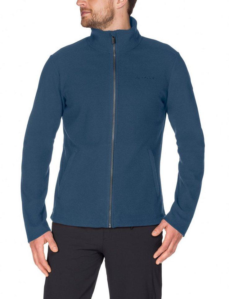 VAUDE Outdoorjacke »Treviso Jacket Men« in blau