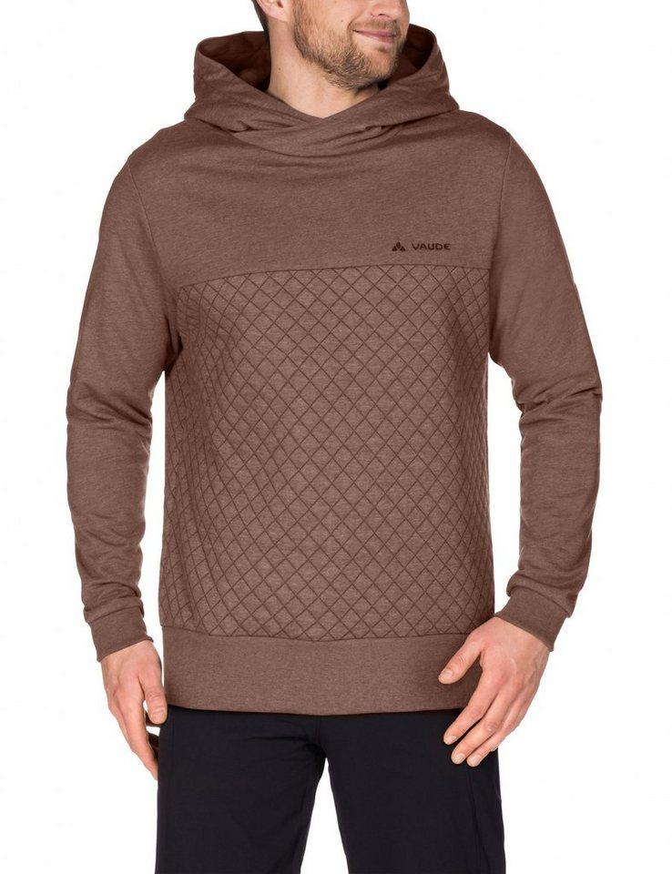 VAUDE Pullover »Predazzo Pullover Men« in braun
