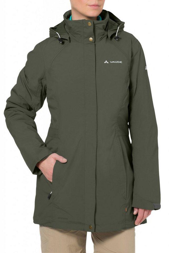 VAUDE Outdoorjacke »Pembroke III Jacket Women« in oliv