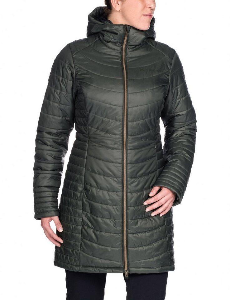 VAUDE Outdoorjacke »Rimbi Coat Women« in oliv
